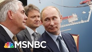Rex Tillerson To Skip NATO Meeting, To Travel To Moscow Instead | Rachel Maddow | MSNBC
