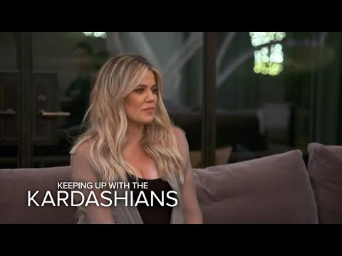 KUWTK | Khloé Kardashian Helps Mediate Between Kourtney & Kris Jenner | E!