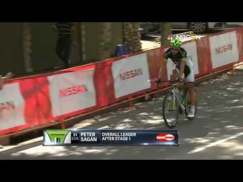 Sagan víťazom prvej etapy v USA