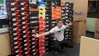 Video RESELLING 150 SNEAKERS IN ONE NIGHT!!! (YOU CAN DO THIS TOO!!!) MP3, 3GP, MP4, WEBM, AVI, FLV Desember 2018