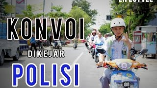 Video KONVOI PELAJAR DIKEJAR POLISI | LIFESTYLE #2 MP3, 3GP, MP4, WEBM, AVI, FLV Mei 2017