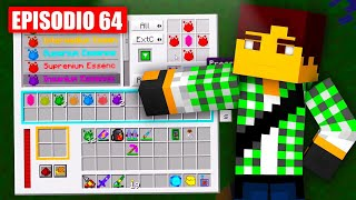AUTO CRAFTER DI ESSENZE - Minecraft Project Ozone 3 E64