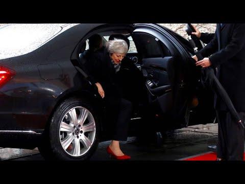 Großbritannien: May lotet Möglichkeit für Brexit-Ände ...