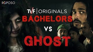 Video TVF Bachelors | S01E01 - Bachelors Vs Ghost ft. BB ki Vines MP3, 3GP, MP4, WEBM, AVI, FLV Januari 2019