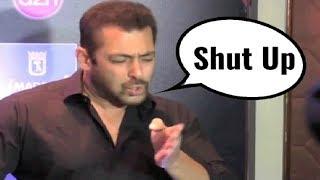 Video Salman Khan Angry Moments Compilation MP3, 3GP, MP4, WEBM, AVI, FLV Oktober 2017