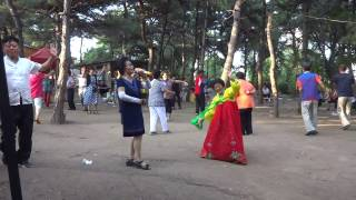 Yanji China  City pictures : China: Singing & Dancing by Ethnic Koreans in Yanji, Jilin Province 吉林省延吉:朝鮮族のカラオケ