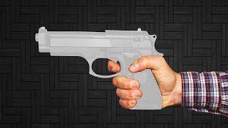 How To Make a Paper Gun that Shoots full download video download mp3 download music download