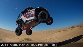 6. 2014 Polaris RZR XP1000 Project Part 1 - MotoUSA