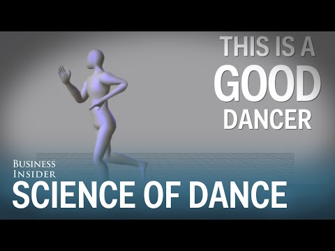 Scientists discover the ideal dances moves for men