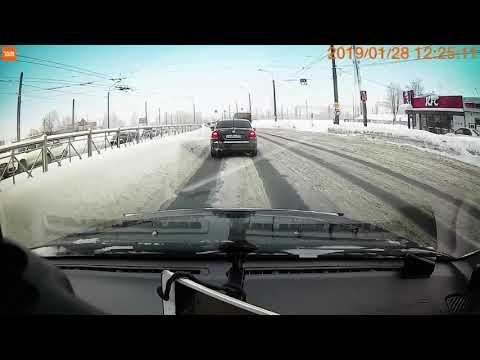 Неоднозначное ДТП в Санкт-Петербурге