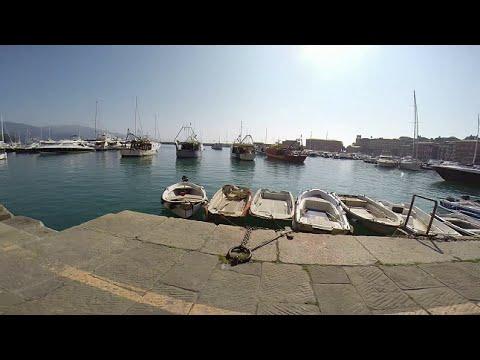 Diving Week-End P2 Portofino 27-28.09.2014 (видео)