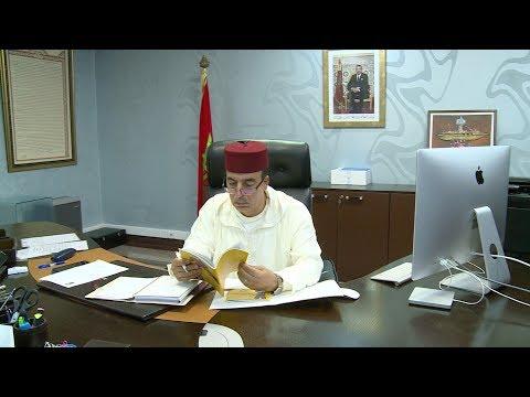 الحكومة الجديدة : حوار مع وزير الثقافة والرياضة والشباب الجديد