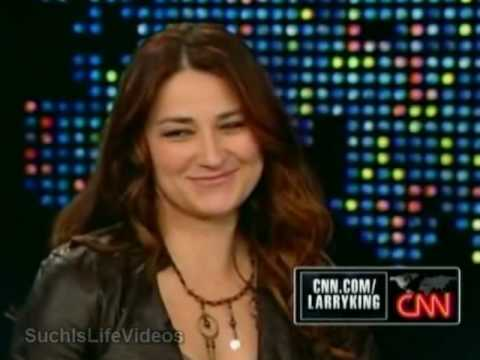 Jennifer Knapp - Larry King Live (04/23/2010) - Pt. 1