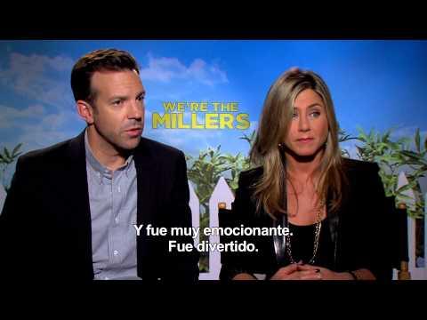 Somos Los Miller - Entrevista Jennifer Aniston y Jason Sudeikis