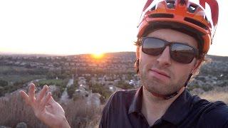 Chasing The Sunset and Shredding SS - VLOG 35