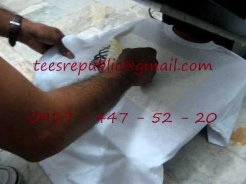 self cutting - How to use TeesRepublic Self Weeding Paper.