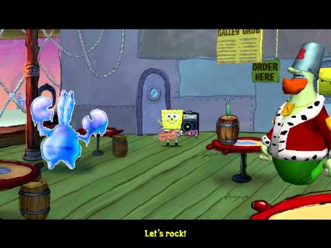 spongebob the movie game download