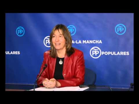 Ana Guarinos, El presupueto de Page es una burla para los agricultores y ganaderos de CLM