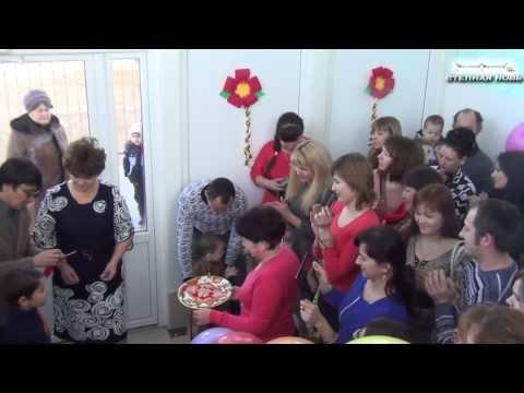 В Курченко открыли детский сад