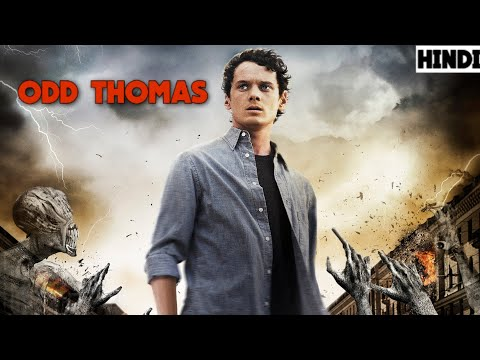Odd Thomas (2013) movie explained in Hindi | Horror mystery thriller | Movie Explainer