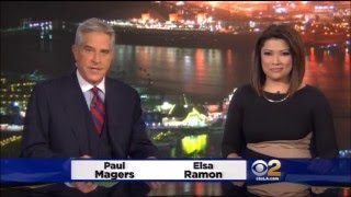 Urgent 9 - Virtual Visits featured on CBS 2 Los Angeles