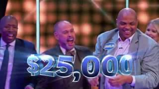 Video Shaq and Charles Barkley Take on Fast Money – Celebrity Family Feud MP3, 3GP, MP4, WEBM, AVI, FLV Juni 2018