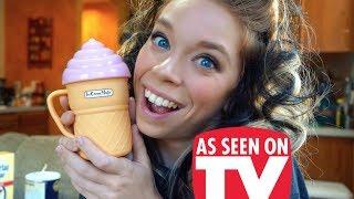 Video ICE CREAM MAGIC- DOES THIS THING REALLY WORK? MP3, 3GP, MP4, WEBM, AVI, FLV Oktober 2018