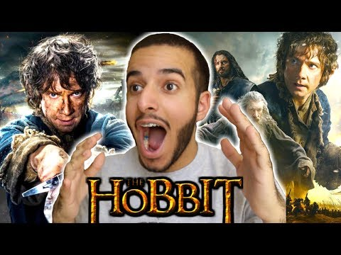 WATCHING THE HOBBIT FOR THE FIRST TIME: THE BATTLE OF THE FIVE ARMIES