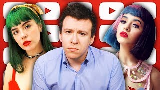 Video Why People Are Freaking Out About Melanie Martinez, Huge Adpocalypse Response and More... MP3, 3GP, MP4, WEBM, AVI, FLV Juli 2018