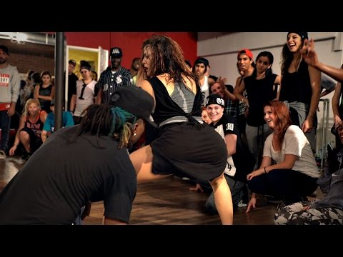 Chris Brown - Poppin | WilldaBeast Adams & Janelle Ginestra Choreography - @chrisbrown @timmilgram