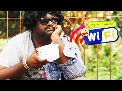 Wifi - WiFi is a 2014 Telugu comedy short film. This telugu short film is directed by Dharma. This Comedy short film is mixed with comedy and full of Entertainment ...