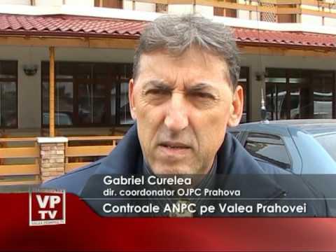 Controale ANPC pe Valea Prahovei