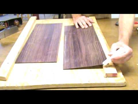 Luthier Tips du Jour - The Shooting Board