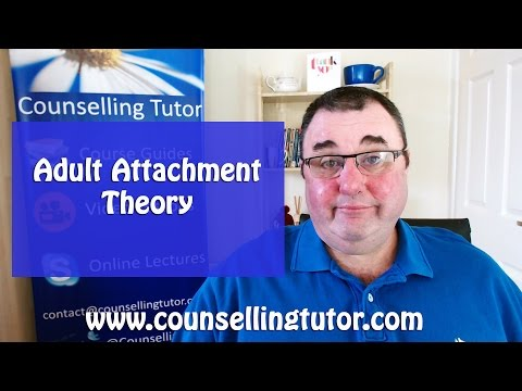 attachments - Free counselling study book http://www.counsellingtutor.com/ Childhood attachments- adult relationships (CLICK SHOW MORE) My channel is all about learning co...