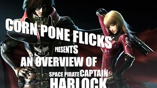 Nonton Cpf Overview Space Pirate Captain Harlock  2013 Cg Film  Film Subtitle Indonesia Streaming Movie Download