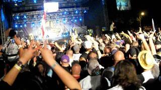 Pharoahe Monch - Simon Says Live @ HIP HOP KEMP 2011