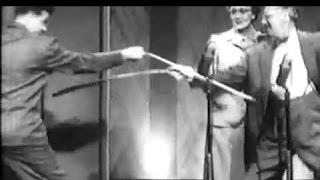 Video You Bet Your Life #54-26 Dueling zoomerangs; MLB Pitcher Bob Lemon ('Floor', Mar 10, 1955) MP3, 3GP, MP4, WEBM, AVI, FLV Juni 2018