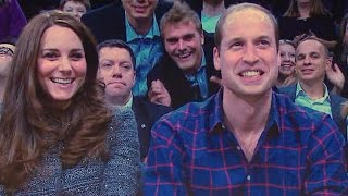 William and Kate Take New York, DC