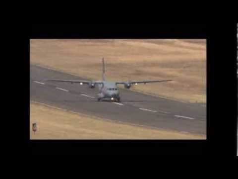 The South African Air Force's operated...