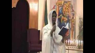 Fantu Wolde Ethiopian Orthodox Tewahedo Spiritual Song By