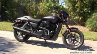 4. New 2015 Harley Davidson Street 500 Motorcycles for sale