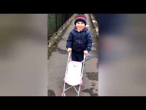 A Stranger Told A 3-Year-Old Boy Not To