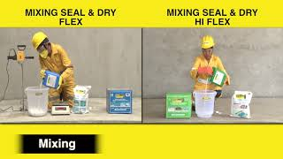 Total Waterproofing Solution | UltraTech Seal Dry Flex | UltraTech Cement