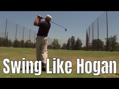 How to Swing like Ben Hogan