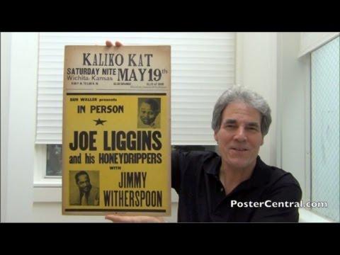 Joe Liggins & His Honeydrippers The Blues / Blow Mr. Jackson