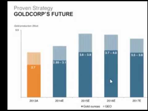 How Much Does It Cost Goldcorp To Produce an Ounce of Gold (Q2 2014 Update)