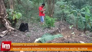 Video Mayat Cantik Dibuang Di Hutan Watu Blorok Mojokerto MP3, 3GP, MP4, WEBM, AVI, FLV Agustus 2017