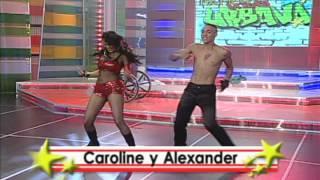 Video Caroline Aquino en AQUI SE HABLA ESPAÑOL.avi MP3, 3GP, MP4, WEBM, AVI, FLV Juli 2018