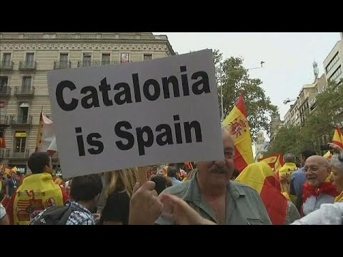 Διχασμένη η Ισπανία λίγο πριν το δημοψήφισμα