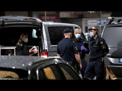 Schweden: König ist besorgt über die Sicherheit sei ...